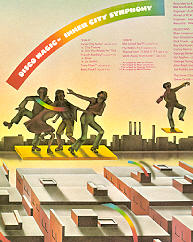 Bob Roy Orchestra Disco Flash